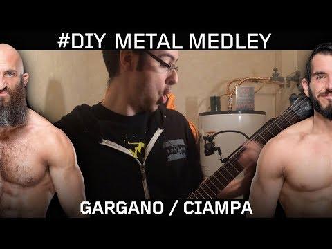 #DIY (Johnny Gargano / Tommaso Ciampa) Metal Medley