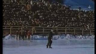 1948 Winter Olympics Figure Skating - Dick Button and Barbara Ann Scott