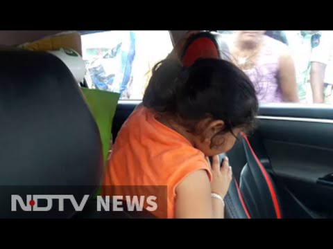 Hyderabad parents went for breakfast, left 3-year-old inside locked car
