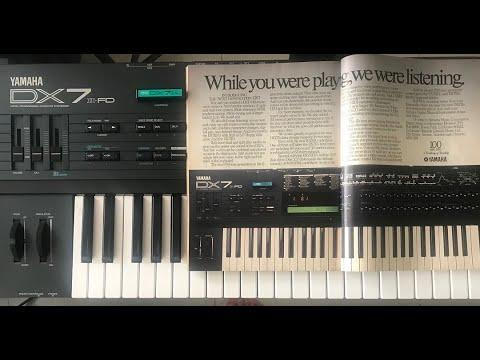 Download Yamaha DX7 IIFD - Arturia DX7 - Strymon BigSky - FM Synth The Physics of Sound