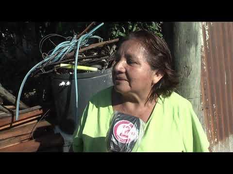 Agua Potable se burló de una jubilada