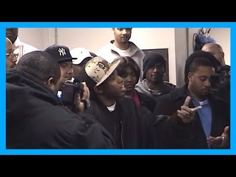 Detroit Battle Rap Event - January 2005 - Hosted by Bizarre