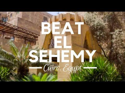 Beat El Sehemy, Cairo, Egypt - Visit Egypt Hidden Gems - The Old Ottoman Era House Museum in Cairo