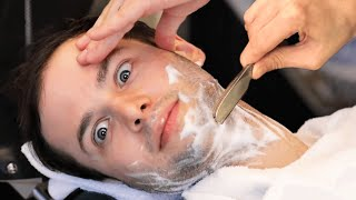 The Try Guys Shave Each Other's Faces