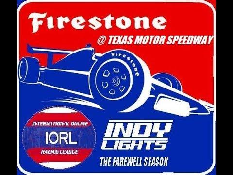 NR2003 Season IORL League Race @ Texas