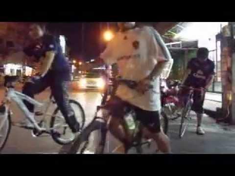 ปั่นจักรยานหาดใหญ่ HatYai Night Bike