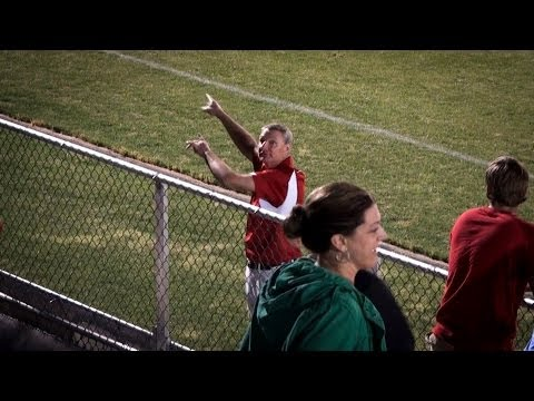 South Fulton (TN) soccer fans are ejected after threatening referee.