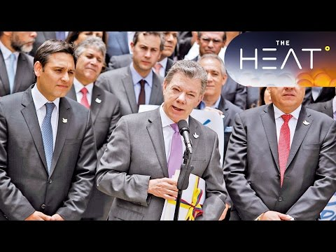 The Heat — New Colombia Peace Deal 12/09/2016