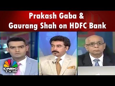 Your Stocks | Prakash Gaba & Gaurang Shah on the Future of HDFC Bank, Cholamandalam Invst