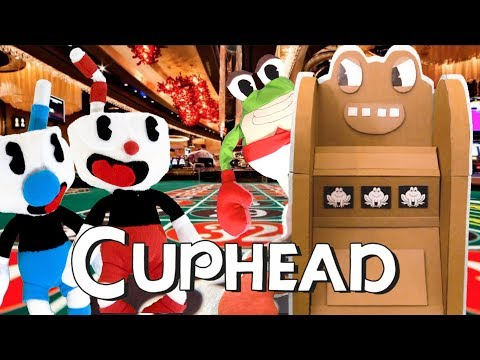 Cuphead slot machine