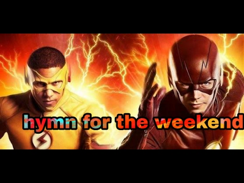 The Flash ⚡ Coldplay Vs Alan Walker- Hymn For The Weekend (Remix)