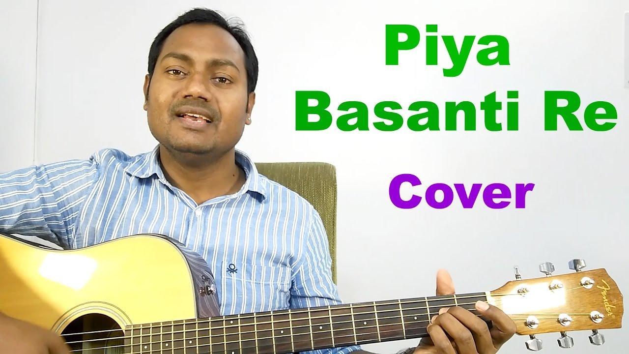 Piya Basanti Re Ustaad Sultan Khan Guitar Cover Mayoor Youtube