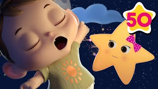 BRAND NEW Twinkle Twinkle Little Star | +More Baby Songs | Nursery Rhymes | Little Baby Bum