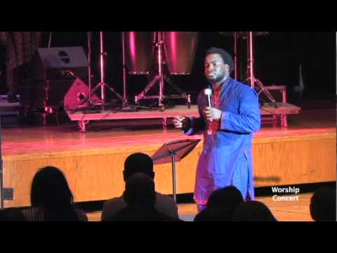 Sonnie Badu and Midnight Crew In worship at Jesus House Chicago