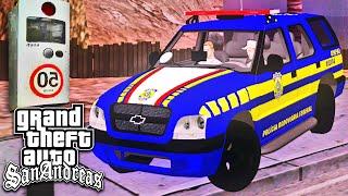 GTA Policia - Radar Móvel