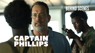"""CAPTAIN PHILLIPS"" Behind The Scenes"