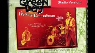 Green Day Walking Contradiction (Radio Version)