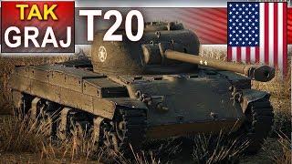 T-20 na samym dole - świetny wynik - World of Tanks