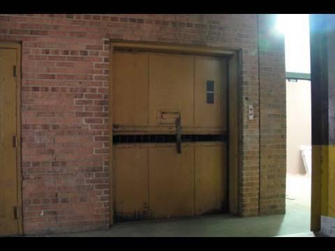 Dead Mall, Dead Elevator: Crossroads Mall Otis Freight Elevator Roanoke VA
