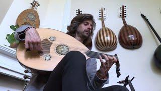 Belgian musician builds musical bridge across the Bosphorus