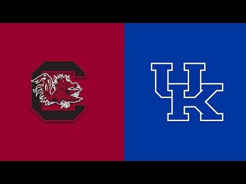 Week 5 2018 South Carolina at #17 Kentucky Full Game Highlights