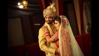 Wedding Highlights | Malvika & Chirag | BJ PHOTOGRAPHY | AMBALA | CHANDIGARH | USA