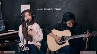 Jangan Rubah Takdirku - Andmesh Kamaleng (live cover by Krispin Anggraini)