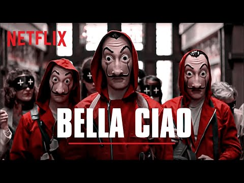 Bella Ciao Full Song | La Casa De Papel | Money Heist | Netflix India