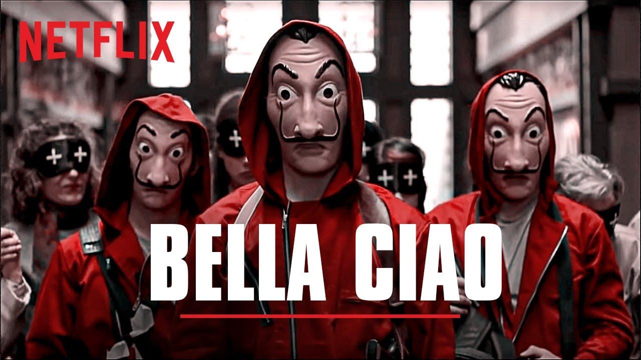 Bella Ciao Full Song La Casa De Papel Money Heist