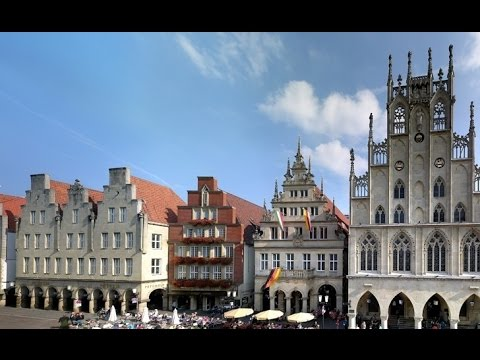 Top Tourist Attractions in Muenster: Travel Guide Germany