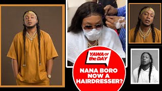 What's Going With Nana Boro?