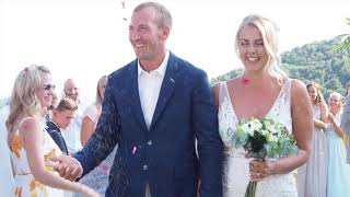 Mark + Marita wedding #YouHadMeAtMacEachern