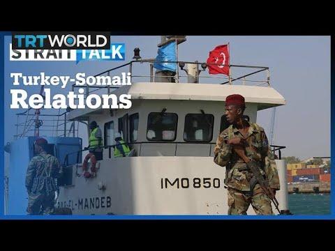Turkish Support for Somalia