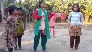 Bangladeshi kids dancing with victory day song || Nawab ganj, Dinajpur