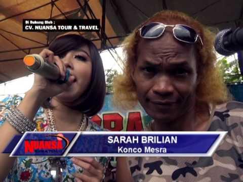 KALIMBA Goyang Dangdut Hot - Sarah Brilian - Konco Mesra