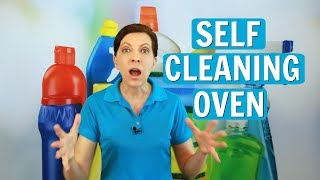 Self-Cleaning Oven - How Does it Work? ⭐⭐⭐⭐⭐