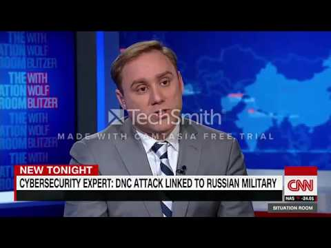 Firm says Russian military tied to DNC hack