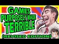 watch he video of 🎮 5 Games Purposely Made TERRIBLE by Dickish Developers (Revised Edition) | Fact Hunt