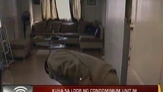 Repeat youtube video 24Oras: Kuha sa loob ng condominium unit ni Deniece Cornejo, inilabas ng NBI