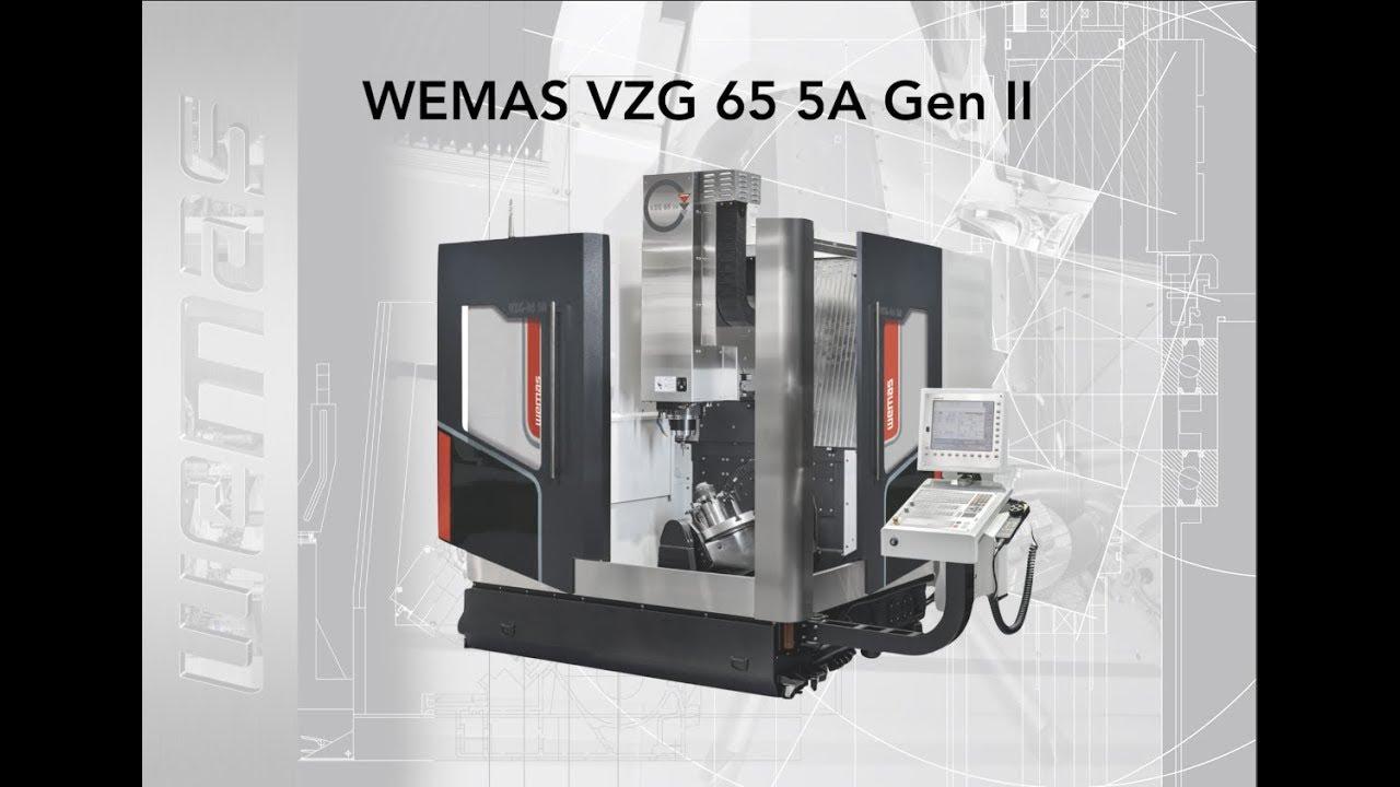 WEMAS VZG 65 5A - Palettenwechsler