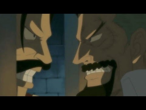 One Piece Latest Episode Garp Roger Vs Captain Rocks Pirates