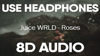 Juice WRLD, Benny Blanco – Roses (8D AUDIO) ft. Brendon Urie