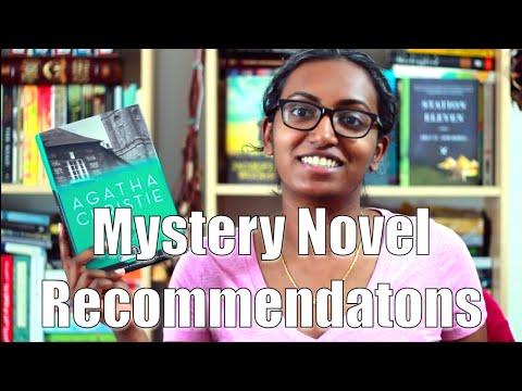 Summer Reading: Mystery Novels