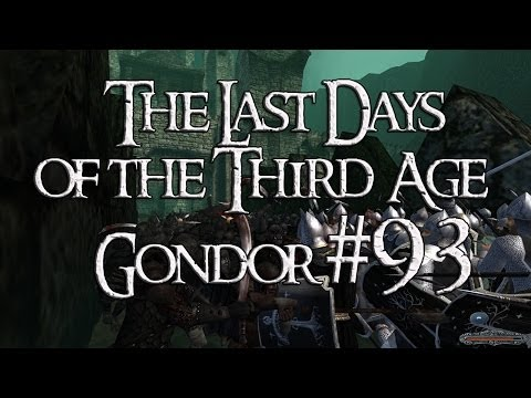 M&B: Warband (The Last Days - Gondor) - We Won #93 - 동영상