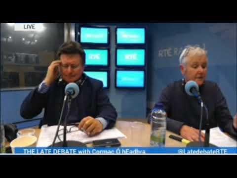 Brid Smith TD: Late Debate RTE radio 1, on Repeal, 23.1.18