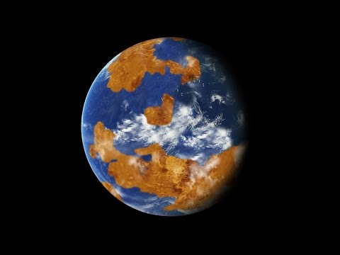 Venus may have been first planet to sustain life
