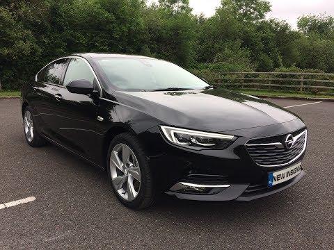 Review & Test Drive: 2017 Opel Insignia Grand Sport Elite