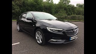 Review & Test Drive: 2017 Opel Insignia Grand Sport Elite