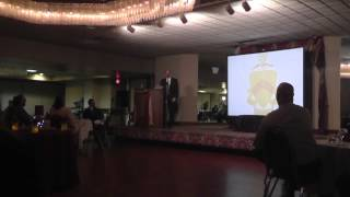25-year Anniversary Banquet Highlights - Phi Kappa Tau, Epsilon Beta Chapter