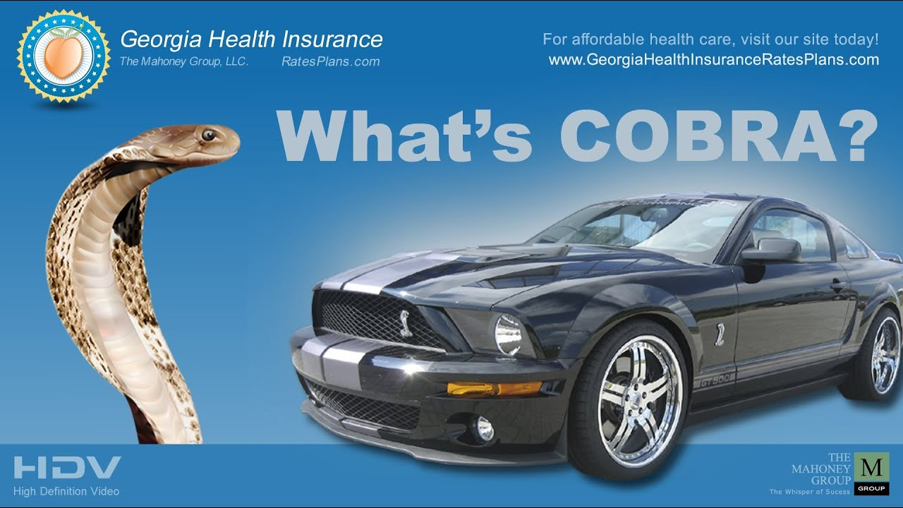 cobra insurance Cobra is an acronym for consolidated omnibus budget reconciliation act cobra provides temporary continuation of group health, dental, and vision coverage that might otherwise end due to a certain qualifying event.